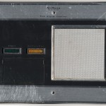 Cover to NuTone S-155 fire alarm